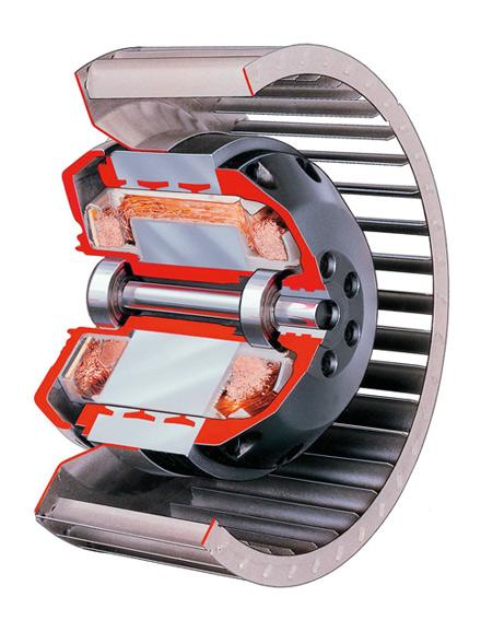 External Rotor Motors Need No Rare Earth Magnets Mag