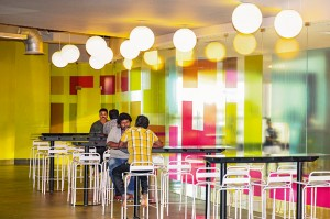 Forum-Vijaya-Mall-food-court-ebm-papst
