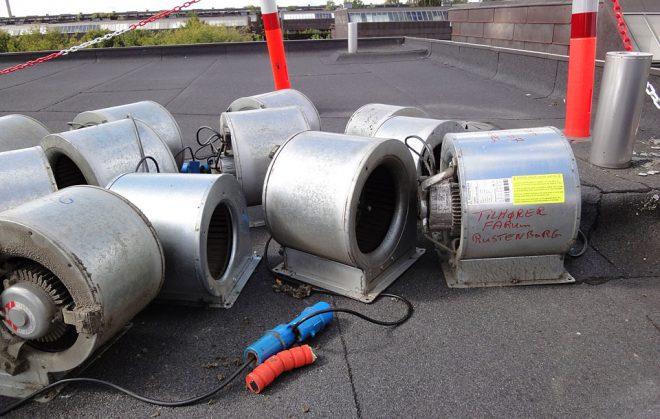 Tausche stromfressende AC- gegen effiziente EC-Ventilatoren und spare 50 Prozent der Energiekosten - in Farum ist die Rechnung aufgegangen.