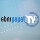 ebm-papst°TV: A revolutionary dishwasher