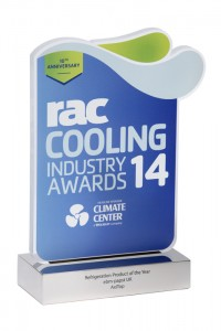 The RAC Cooling Award 2014