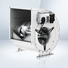 New EC fans for retrofitting in air conditioning systems